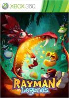 Xbox 360 Rayman Legends (nová)