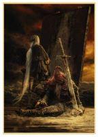 Plakát Witcher 3 (a) (nový)