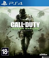 PS4 Call Of Duty Modern Warfare Remastered (nová)