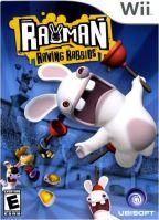 Nintendo Wii Rayman Raving Rabbids (Nová)