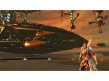 Xbox 360 Star Wars The Force Unleashed 2