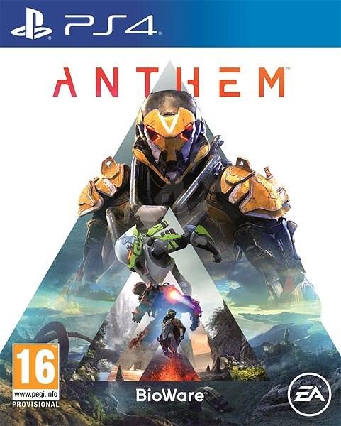 PS4 Anthem (nová)