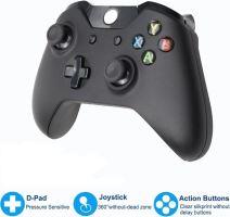 [Xbox One] Bezdrôtový Ovládač - čierny (refurbished)