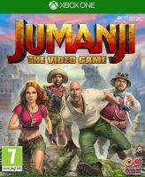 Xbox One Jumanji - The Videogame (nová)