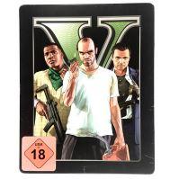 Steelbook - PS3 GTA 5 Grand Theft Auto V (estetická vada)