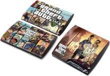 [PS3] Polepy Gta 5 Grand Theft Auto 5 - rôzne typy konzol (nový)
