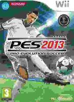 Nintendo Wii PES 13 Pro Evolution Soccer 2013 (DE)