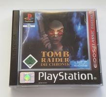 PSX PS1 Tomb Raider: Chronicles