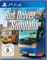 PS4 Bus Driver Simulator (nová)