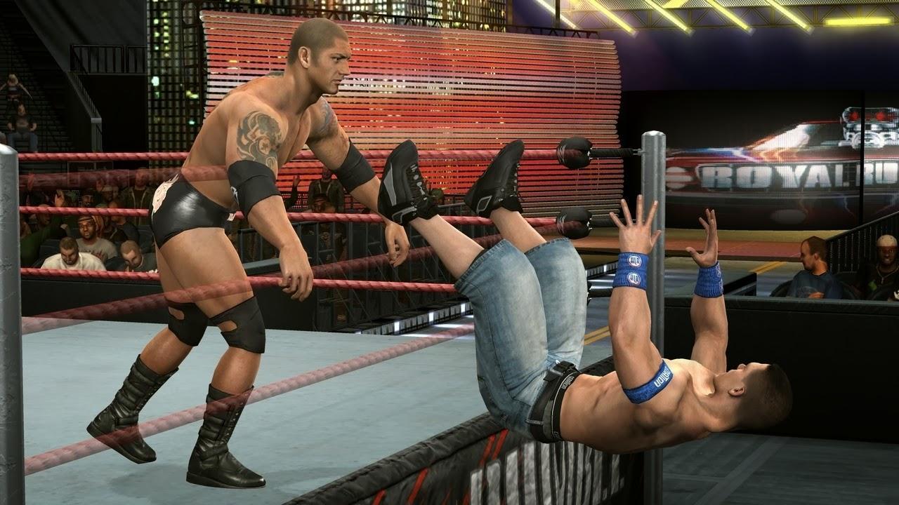 Nintendo Wii SmackDown vs Raw 2010