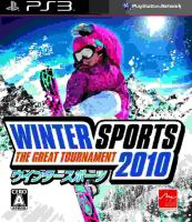 PS3 Winter Sports The Great Tournament 2010