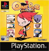 PSX PS1 One Piece Mansion (1638)