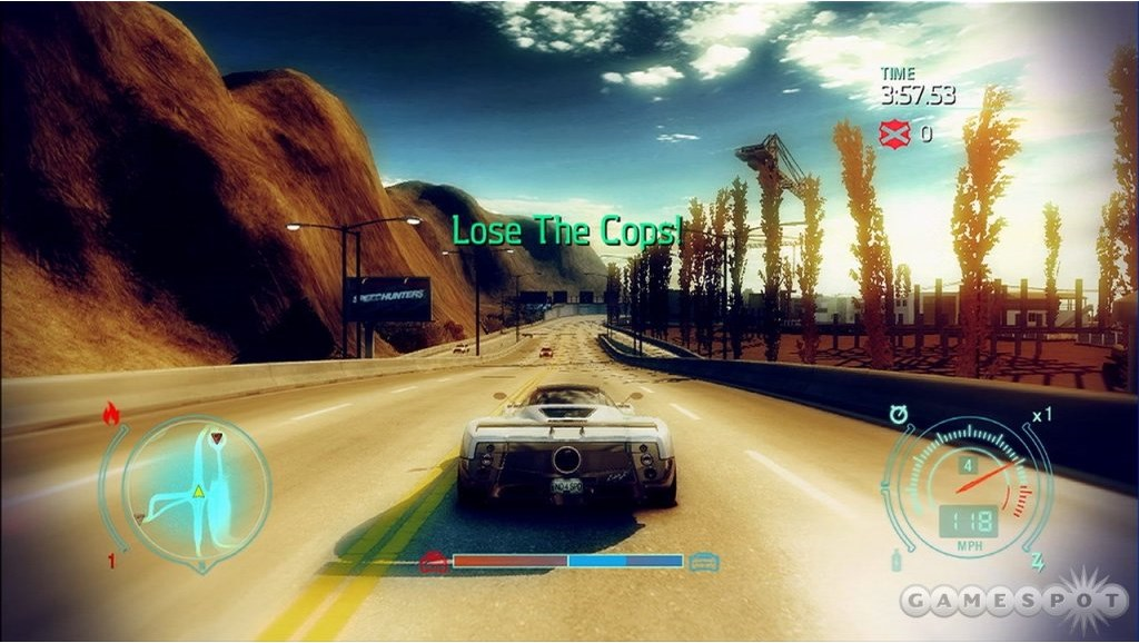 Xbox 360 NFS Need For Speed Undercover (DE)