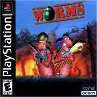 PSX PS1 Worms