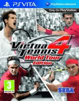 PS Vita Virtua Tennis 4 World Tour Edition