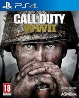 PS4 Call Of Duty WWII (bez obalu)