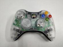 [Xbox 360] Bezdrôtový Ovládač Microsoft - priehľadný (estetické vady)