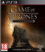 PS3 Hra o tróny, Game of Thrones: A Telltale Games Series (nová)