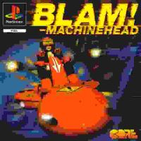 PSX PS1 Blam! Machine Head