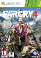 Xbox 360 Far Cry 4