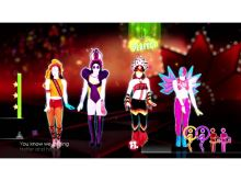 Xbox 360 Kinect Just Dance 2014