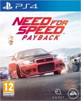 PS4 NFS Need for Speed Payback (nová)
