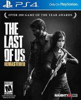 PS4 The Last Of Us Remastered (CZ) (nová)