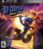 PS3 Sly Cooper: Thieves In Time (CZ) (nová)
