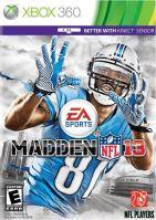 Xbox 360 Madden NFL 13 2013