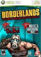 Xbox 360 Borderlands Double Game Add-On Pack