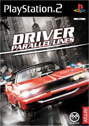 PS2 Driver: Parallel Lines