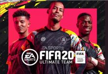 DLC do hry PS4 FIFA 20 - 3x FIFA Ultimate Team
