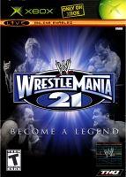 Xbox Wrestlemania 21