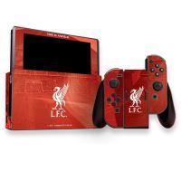 [Nintendo Switch] Polep na konzolu a ovládač - Liverpool FC (nový)
