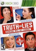 Xbox 360 Truth Or Lies: Someone Will Get Caught (nová)