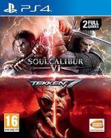 PS4 Tekken 7 + Soulcalibur 6 (nová)