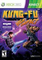 Xbox 360 Kinect Kung-Fu High Impact (Nová)