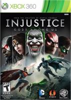 Xbox 360 Injustice Gods Among Us