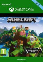 Voucher Xbox One Minecraft: Explorers Pack (doplnok k hre)