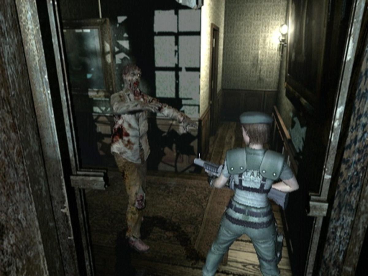 Nintendo Wii Resident Evil Archives: Resident Evil