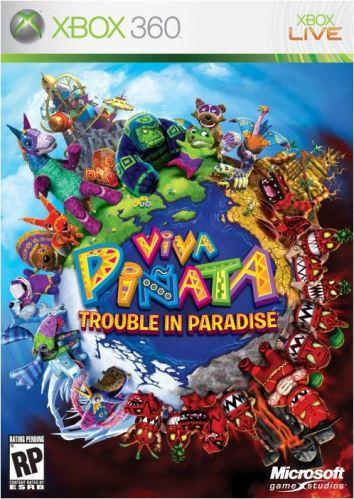 Xbox 360 Viva Piňata Trouble In Paradise