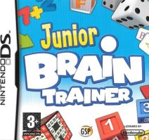 Nintendo DS Junior Brain Trainer