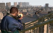 Xbox 360 GTA 4 Grand Theft Auto IV
