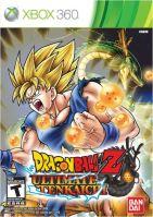 Xbox 360 Dragon Ball Z Ultimate Tenkaichi (bez obalu)