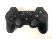 [PS3] Bezdrôtový Ovládač Sony Sixaxis - priehľadný čierny (estetická vada)