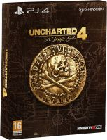 PS4 Uncharted 4: A Thief's End Limited Edition (CZ)