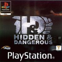PSX PS1 Hidden and Dangerous