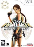 Nintendo Wii Lara Croft Tomb Raider Anniversary