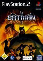 PS2 Batman: Rise of Sin Tzu