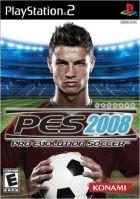 PS2 PES 2008 Pro Evolution Soccer 2008